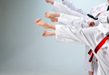 taekwondo for kids singapore